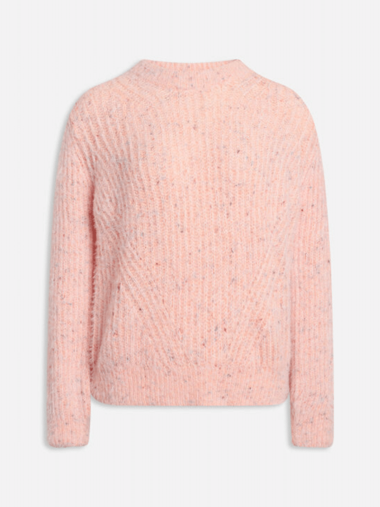 Sisters Point Laz Pullover strik - peach
